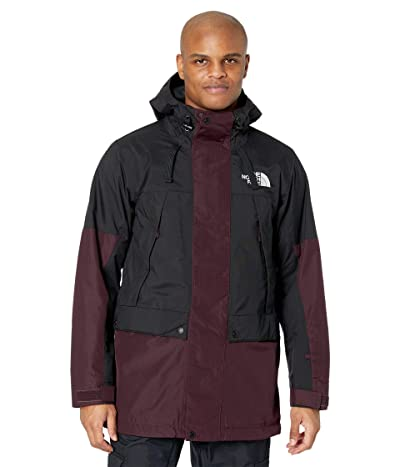 The North Face Goldmill Parka (Root Brown/TNF Black) Men
