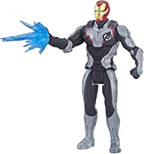"Avengers Marvel Endgame Team Suit Iron Man 6""-Scale Figure"