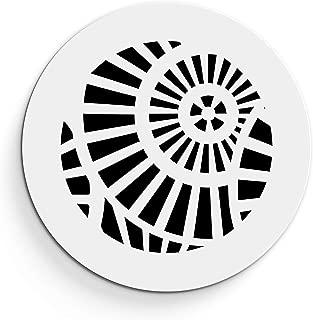 SABA Air Vent Cover Grille - Acrylic Plexiglass 6