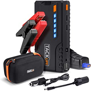 TACKLIFE T6 Arrancador de Coche -18000mAh 800A Real, 12 V