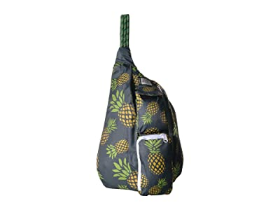 KAVU Mini Rope Pack (Pineapple Party) Bags