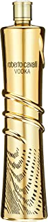 Roberto Cavalli Vodka Gold Edition Wodka, 1 l