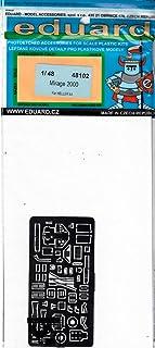 Eduard Accessories 48102 Accessoire de modélisme Mirage 2000 pour kit Lumineux