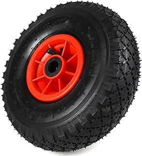 comprar comparacion Rueda de carretilla 3.00-4 260 x 85 rueda de repuesto para 1 , 2 x o 4 x neumáticos de aire