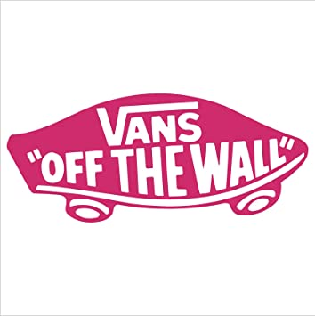 Vans off The Wall snowboard adesivo paraurti : Amazon.it: Auto e Moto