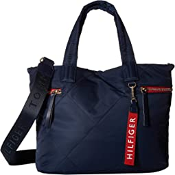 Kensington Shopper Quilted Nylon