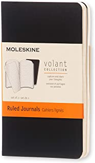 moleskine mini notebooks 3 pack