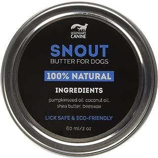 Legendary Canine Snout Butter