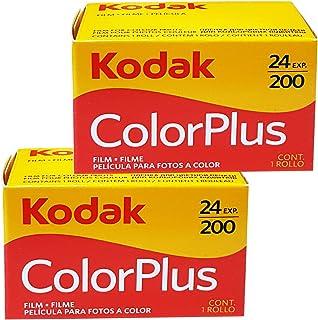 Kodak Color Plus - 35mm film 2 rolls 24 exposure/roll ISO 200
