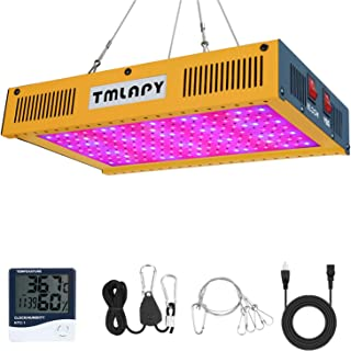 2000W LED Plant Grow Light - Full Spectrum LED Plant Growing Lamp with Veg and Bloom Switch for Greenhouse Indoor Plants Veg and Flower