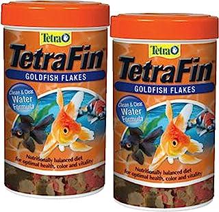 Tetra TetraFin Goldfish Flakes Food with ProCare, 4.4 oz