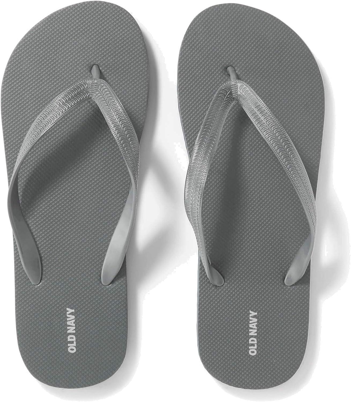Old Navy Mens Flip Flops, Grey