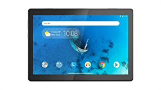 Lenovo TB-X505F M10 HD Tablet PC 10.1 inches LCD Display (Slate Black) - Qualcomm Snapdragon 429, 2 GHz, 2 GB RAM, Android