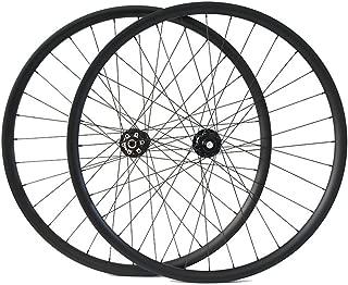 Hulk-sports 650B Carbon Mountain Bicycle Tubeless Wheelset 27.5er MTB Carbon Wheels With Novatec?Disc?Hub?D771/D772 UD Matte