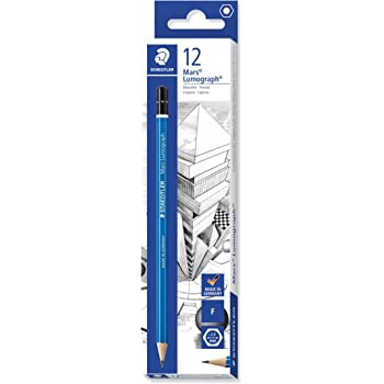 2B,HB,H,2H,3H STAEDTLER 2 mm refill black leads for leadholder made in Germany