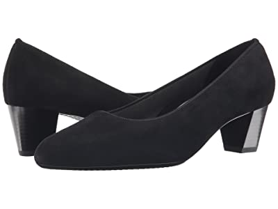 ara Kelly (Black Suede) Women