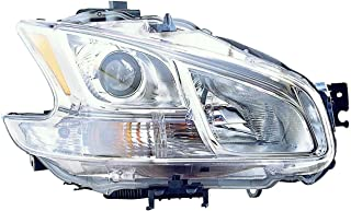 Headlight Replacement For Nissan Maxima Passenger Right Side Rh 2009 2010 2011 2012 2013 Headlamp Assembly