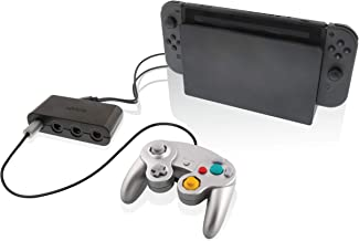 Nyko Retro Controller Hub - 4 Port GameCube Controller Adapter for Nintendo Switch