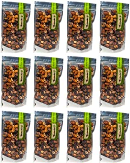 Chocolate Nut Mix (12-Pack) | Mixed Nuts Snack Packs