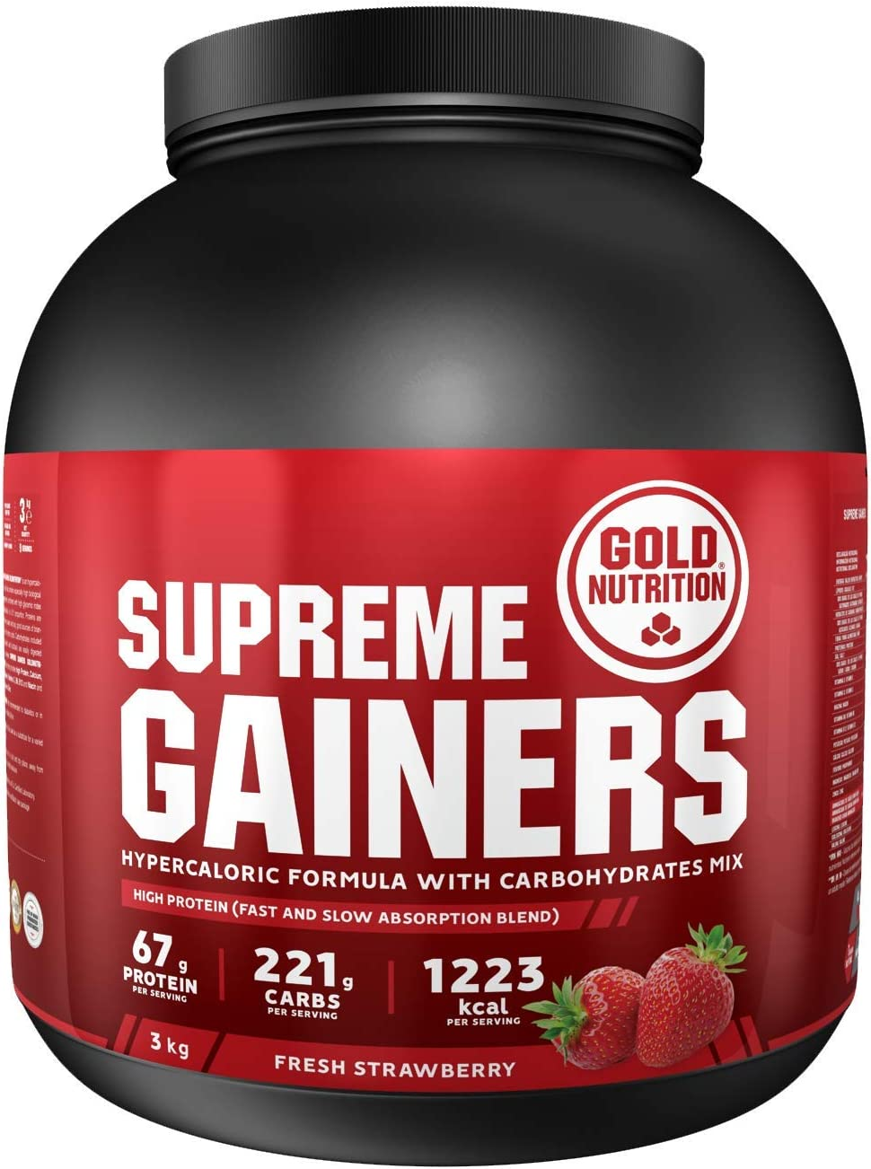 Gold Nutrition - Supreme Gainers