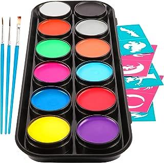 Best skin safe face paint Reviews