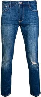 Emporio Armani Men's Jeans Denim blu
