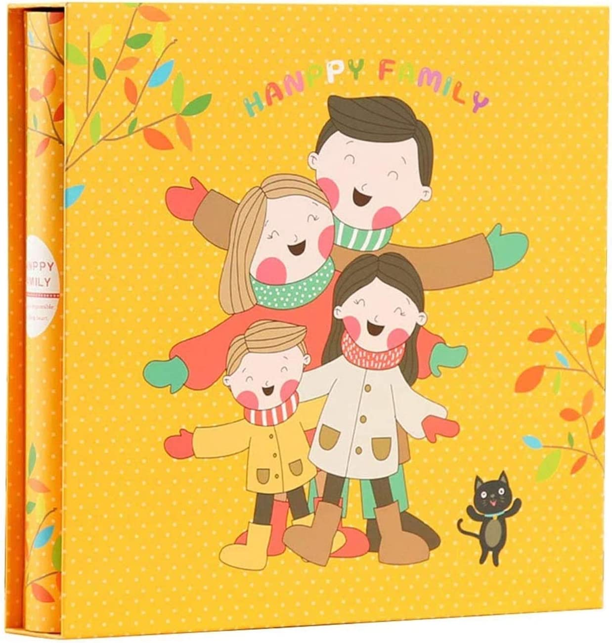 DSWHM 4 years warranty Large Capacity Family Picture Max 54% OFF Albums 5inch Photo Album 800