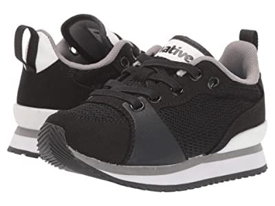 Native Kids Shoes Dartmouth (Toddler/Little Kid) (Jiffy Black/Shell White/Jiffy Rubber) Kid