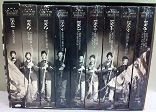 The Civil War (Ken Burns): 9 Video Boxed Set (PBS Home Video)