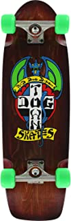 Dogtown Skateboards Red Dog Rider Brown Complete Skateboard - 9