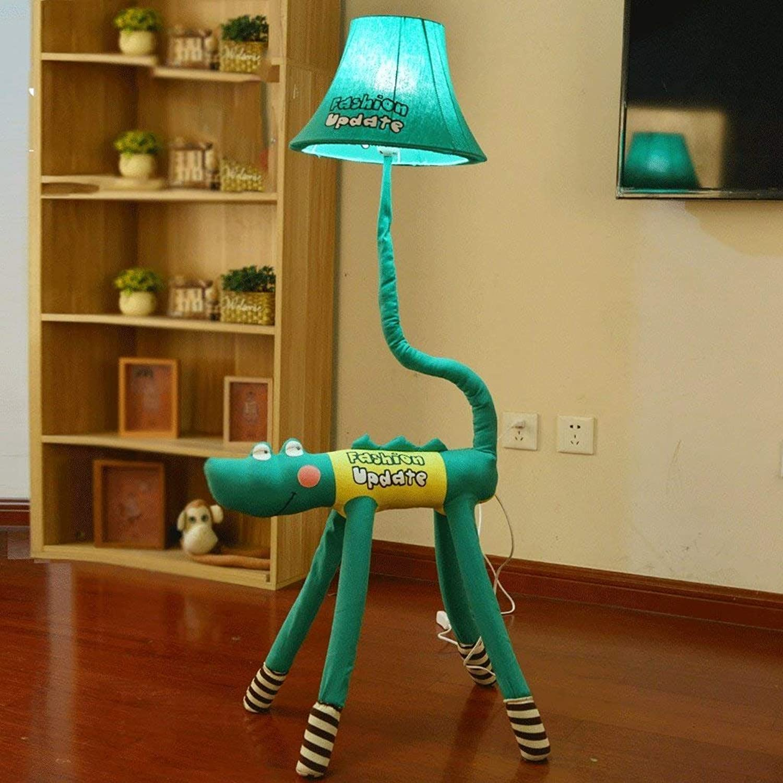 IG Stehleuchte Stehleuchte Stehleuchte Cartoon Nette Kreative Grünikale Tischlampe Stehleuchte Kinder 'S Zimmer Prinzessin Schlafzimmer Nachttischlampe Stehlampe Lampe B07KF5RZRQ | Qualität und Quantität garantiert  d52a37