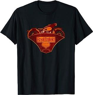 Vintage Royal Enfield Motorcycles T-Shirt