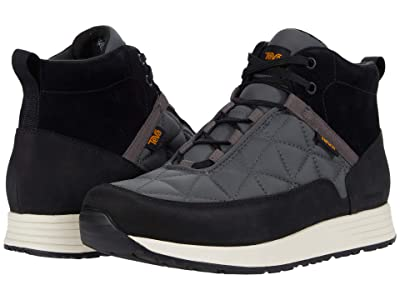 Teva Ember Commute Waterproof (Black/Grey) Men