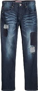 Tommy Hilfiger Big Boys Patchwork Revolution Jeans