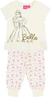 Pijama Amarillo Bella Disney