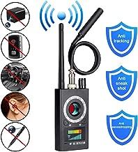 Anti Spy Camera Detector Wireless RF Bug Detector Signal for Hidden Camer Lens GSM Listening Device Finder Radar Radio Scanner Wireless Signal Alarm (RF Detector)