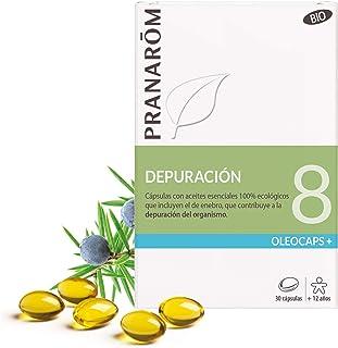 Pranarom Oleocaps - 8 - Depuración - 30 Cápsulas