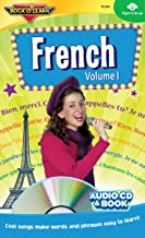 French - Vol. 1 Audio Book by Rock 'N Learn