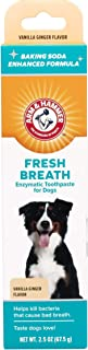 Arm & Hammer Dog Dental Care Toothpaste for Dogs | No More Bad Doggie Breath | Safe for Puppies