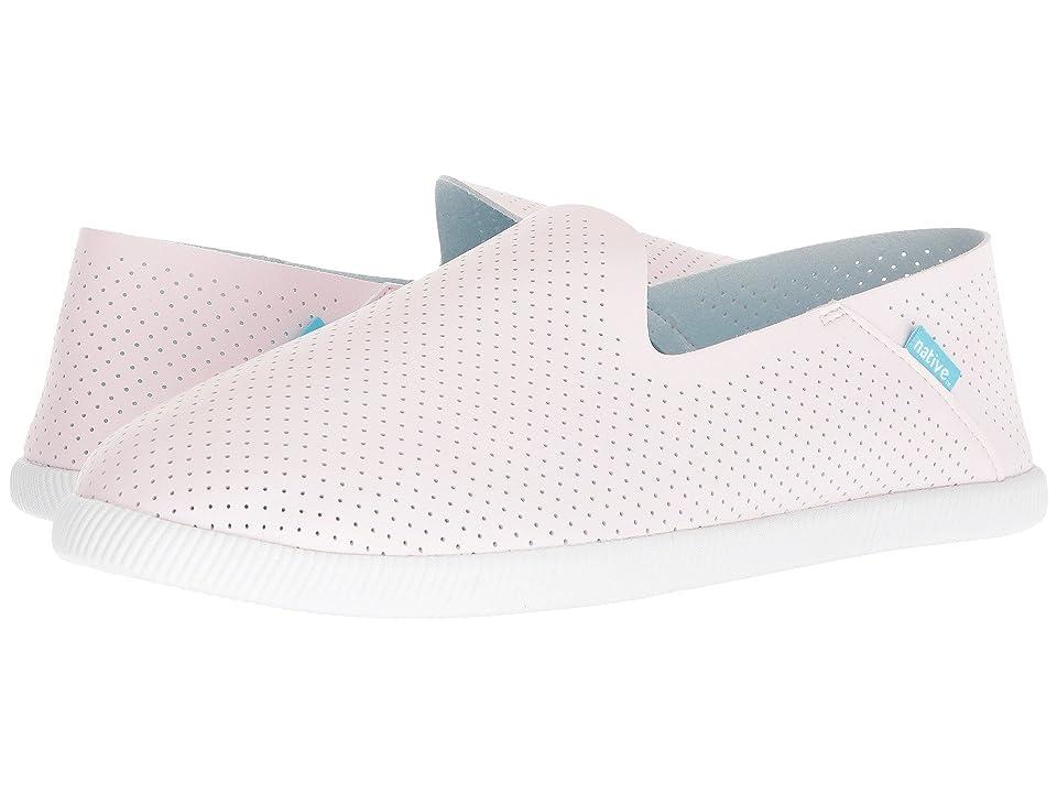 Native Shoes Malibu (Milk Pink/Shell White) Shoes