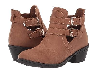 MICHAEL Michael Kors Kids Fia Janet (Little Kid/Big Kid) (Caramel) Girls Shoes