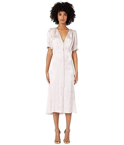 The Kooples Jacquard Maxi Dress
