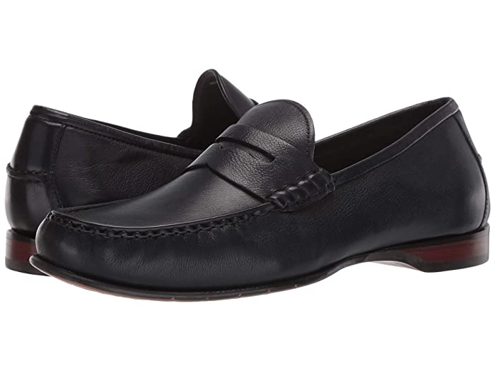 Cole Haan  Hayes Penny Loafer (Black) Mens Shoes