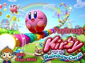 Kirby And The Rainbow Curse Playthrough With Mojo Matt
