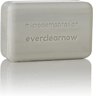 Microdermabrasion Exfoliating Deep Cleansing Soap - XLarge 8 Ounces Soap Bar -Everclearnow Microdermabrate and Deeply exfoliate your skin, Removes Dead Skin Cells-Perfect for helping Keratosis Pilaris