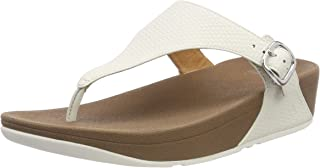 FITFLOP Womens The Skinny Urban White