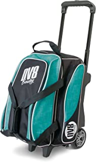 DV8 Circuit Double Roller Bowling Bag, Teal