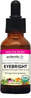 Eclectic Eyebright O, Red, 1 Fluid Ounce