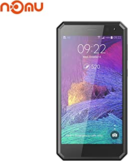 MóVil Antigolpes - Smartphone Resistente IP68 5.0 Pulgadas Fhd Android 7.0 4G LTE Dual Sim 2GB + 16GB 5.0Mp + 13.0Mp CáMara Dual (Negro)