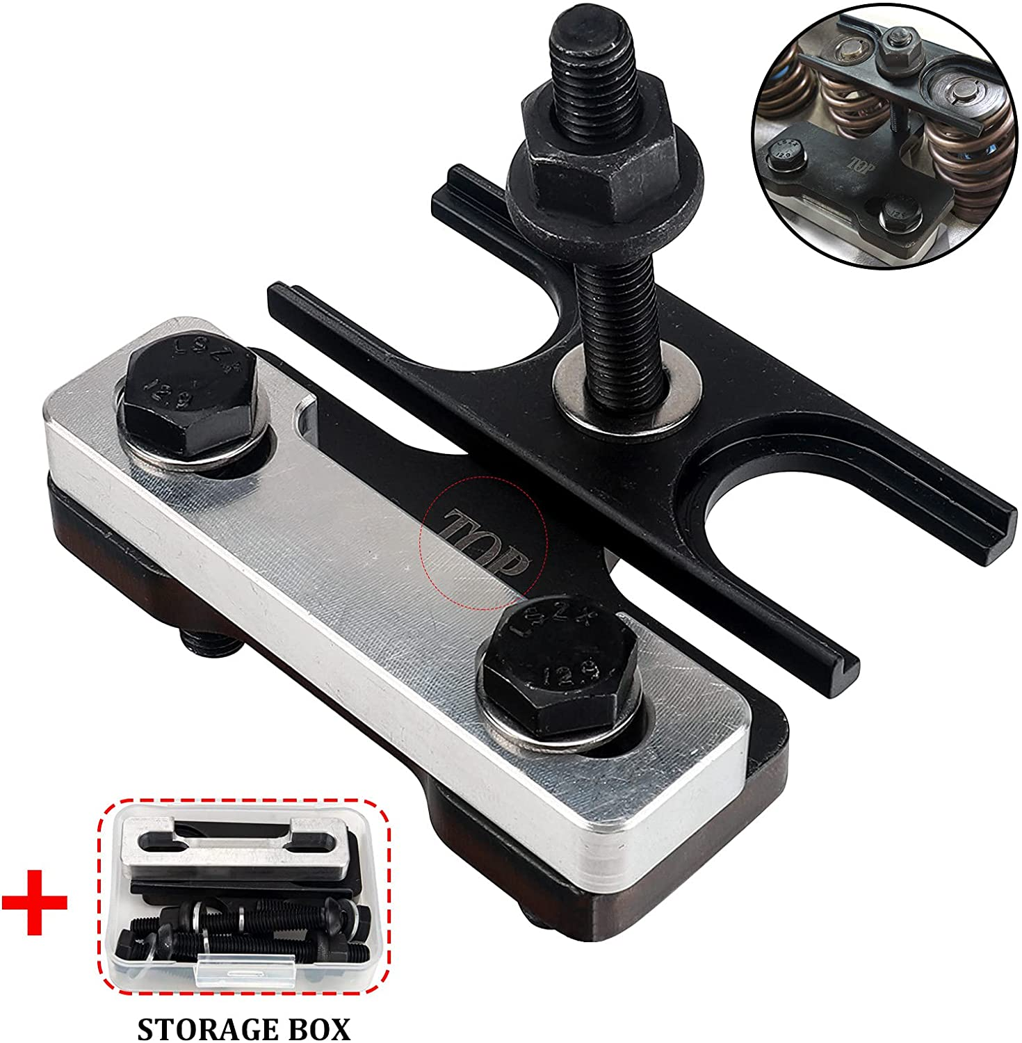 3mirrors UPGRADE Valve Spring Ranking TOP8 Compressor Financial sales sale Compatible Tool 4. with
